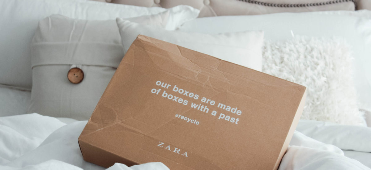 what I bought from Zara on Black Friday