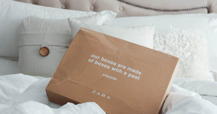 zara boxing day picks + tricks to shopping the sale