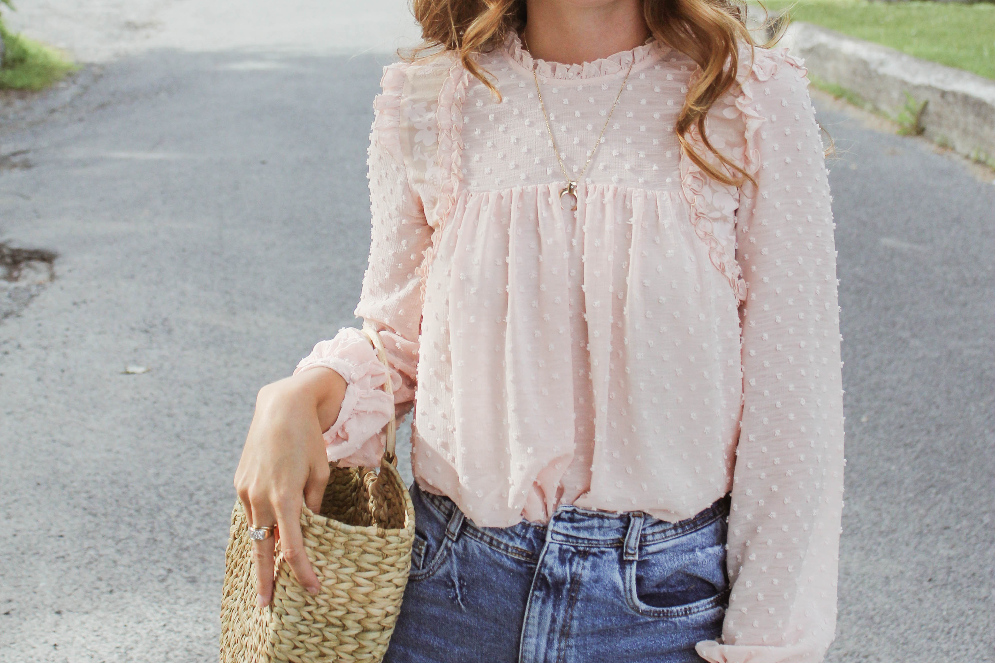 romantic blouse roundup