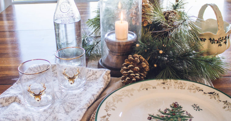 so you want to host a christmas dinner party