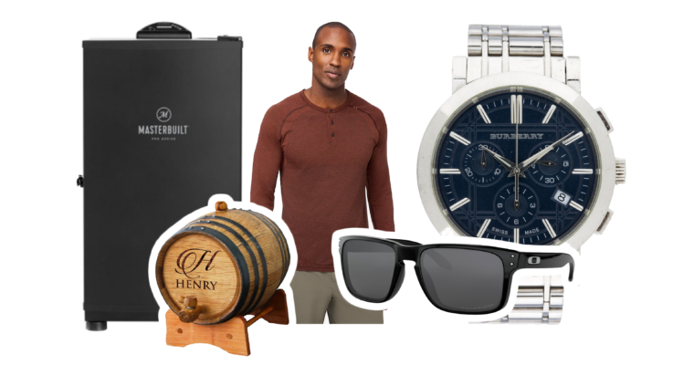 my 2019 holiday gift guide for him!